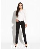Długie spodnie Doro - czarne
