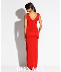 Sukienka bella czerwona - dursi