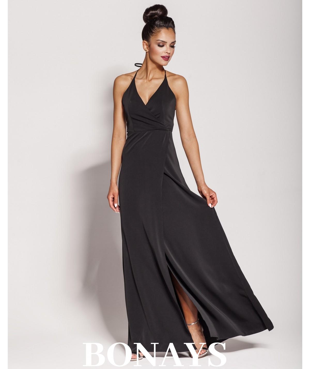 Długa suknia na wesele, bal i studniówkę