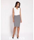 Ołówkowa sukienka biznesowa Zino - Dursi