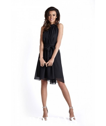 e6693a0ae0 sukienka na wesele - czarna