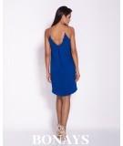 elegancka sukienka na łańcuszku