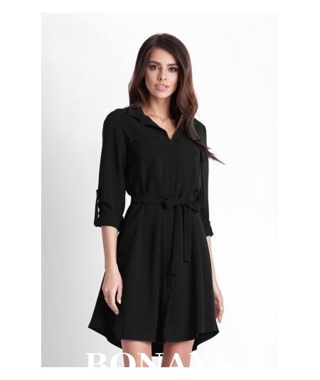 elegankca, koszulowa sukienka