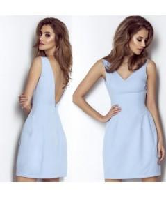 dopaoswana elegancka sukienka APRIL mietowa