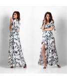 Sukienka maxi marki ivon milagros