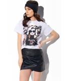 koszulka damska lemoniade Lady Club LG536