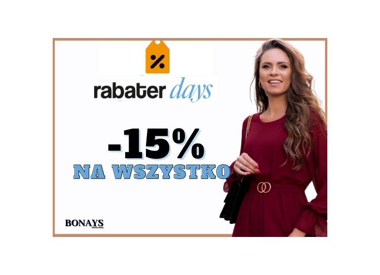 Największa akcja rabatowa w Polsce z Rabater.pl